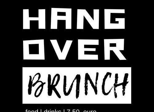 Hangoverbrunch